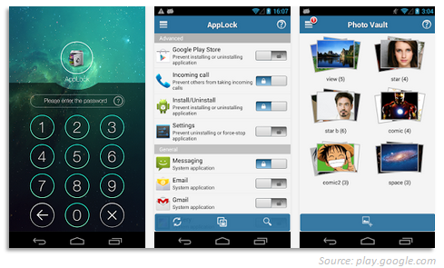 Android AppLock