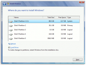 How to Reinstall Windows 7 Without Reformatting the Hard ...
