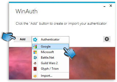 How to Use WinAuth as Google Authenticator in a Windows Computer SUPPORTrix